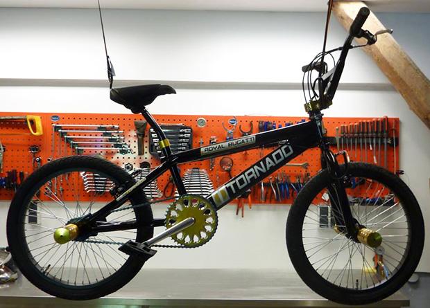 BMX Werkplaats